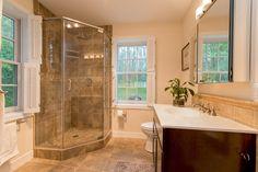 Historic Hersh Farm c.1857 - Master Bathroom