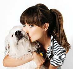 olivia wilde with dog, paco