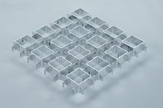 PPP169, open cell ceiling, ready for your nextproject !www.ppp.it