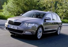 Fiche technique Skoda SUPERB 2010 1.4 TFSI 125 Ambiente