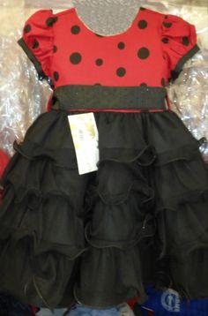 Vestido Joaninha REF: MB71411