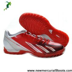 Sale Cheap adidas F10 Messi TRX TF - White Red
