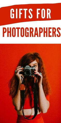 Birthday or Christmas Gifts For a Photographer | Photography gifts for a professional or hobbyist.