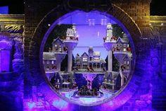 """Escaparates de Navidad 2014: escaparates """"encantados"""" en Nueva York… #LordTaylor #christmas"""