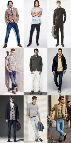 the skinny jeans put together ‹ What is Chino Ice