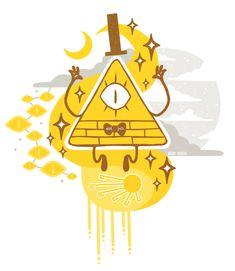 Dreamsphere Bill Cipher by Insane-Dorito on DeviantArt