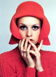 """The sixties were a time when ordinary people could do extraordinary things."" - Twiggy"