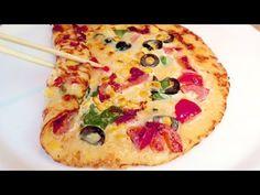 Velkolepý 5 minutový smažený oběd # 316 - YouTube Italian Bread Recipes, Italian Cooking, Breakfast Pancakes, Pancakes And Waffles, Easy Dinner Recipes, Easy Meals, Tasty, Yummy Food, Omelet
