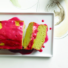 "Enjoy this pound cake with ""Superfood"" power, from Chatelaine.com."
