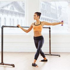 Ballet-Inspired Workout