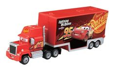 Takara Tomy Tomica Collection Disney Pixar Cars 3 Mac Diecast Toy With Tracking #Tomica