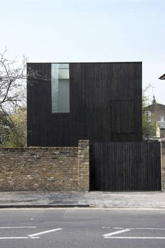 Sunken House in London (2007) / Adjaye Assocates #architecture #house #contemporary