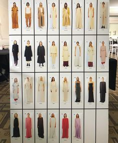 The Row S/S 2018 New York Designers and Collections Fashion Jobs, Student Fashion, Nyc Fashion, School Fashion, Fashion Killa, Fashion Models, Fashion Design, Nyc Life, Paris