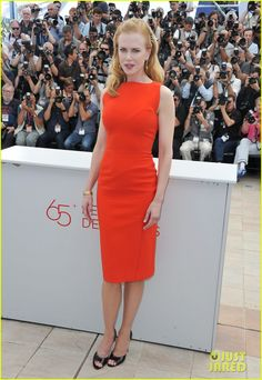 Nicole Kidman at The Paperboy photo call during the 2012 Cannes Film Festival held at Palais des Festivals on Thursday (May 24) in Cannes, France.