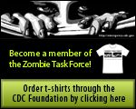 Yes, the CDC has vast paraphernalia and instruction on zombies and the resulting apocalyptic state they may bring.
