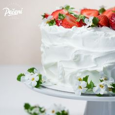 Mini Pavlovy - Víkendové pečení Brownie Cupcakes, Cheesecake Brownies, Mini Cheesecakes, Panna Cotta, Pudding, Red Velvet, Ethnic Recipes, Desserts, Food