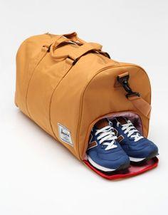 Novel bag by Herschel Supply Co.