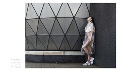 Photographer: Stephanie Thomas Team: Sophie Evans, Alex Hughes, Georgina Kendall, Lorna Slessor Model: Lydia Barton