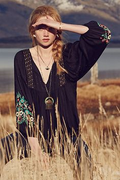 Austral Peasant Blouse - anthropologie.com