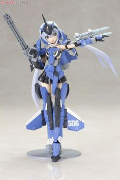 Frame Arms Girl Stylet (Plastic model) Item picture6
