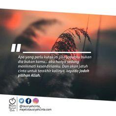 Menunggu jodoh pilihan Allah.. . . Follow @hijrahcinta_ Follow @hijrahcinta_. . . https://ift.tt/2f12zSN