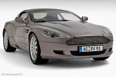 Aston Martin DB9 Coupe 2004