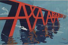 By Mihály Biró (1886–1949), 1923, AXA Abadie. (Hungarian)