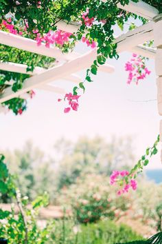 A whimsical wedding in an olive grove in the Cyclades. Whimsical Wedding, Paros