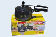 UNITED Magic Silver Induction Induction pressure cookers are  very demanding in Indian kitchens.  #smart_cooker #smart_pressure_cooker