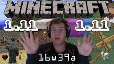 Minecraft 1.11 Snapshot 16w39a - Nuovi Mob Mappe Del Tesoro Maghi Fantasmi Lama Dungeon Chest