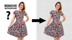 How to Remove Background Photoshop Photoshop Logo, Photoshop Images, Photoshop Projects, Photoshop Design, Photoshop Tutorial, Background Eraser, How To Make Logo, Change Background, Graphic Design Services