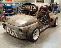Fiat Abarth cross