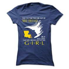 cool New Orleans - Louisiana Girl 2015