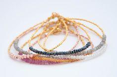 Tennis bracelet Zirc