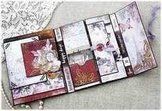55 Trendy design cover page art journals Mini Albums Scrap, Mini Scrapbook Albums, Box Design, Design Art, Cover Pages, Book Making, Mini Books, Designs To Draw, Cover Design