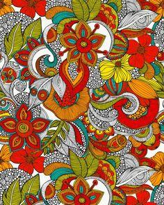 Zendoodle/tangle #inspirationalcoloringpages #coloringbooks #livrosdecolorir #jardimsecreto #secretgarden #florestaencantada #enchantedforest #páginasparacolorir  #johannabasford