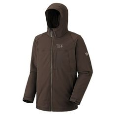 Mountain Hardwear Felix Jacket - Insulated (For Men))