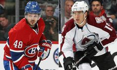 Danny Briere is now an Av. PA Parenteau is now a Hab. Details from Monday's…