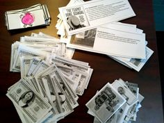 Tip for Teaching the Great Depression: Economics Roleplay |