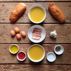 #recipeoftheday | Elaine Kaufman's Garlic Soup from The James Beard Celebration Cookbook #Padgram