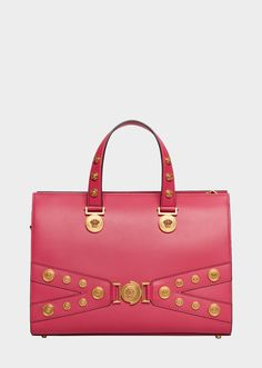 43c46767735 VERSACE BAGS MODEL FOR VALENTINE S DAY – TRIBUTE TOTE BAG