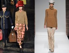 Fall-winter 2012-2013, the Louis Vuitton, Max Mara History sweaters for more than 100 years (in pictures) - Fair Masters - handmade, handmade
