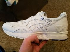 """[Birthday Pickup] Asics Gel Lyte V """"Yukata"""" (White) : Sneakers"""