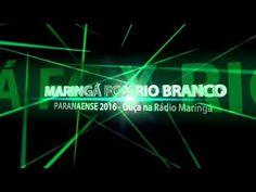 RÁDIO MARINGÁ ao vivo Maringá FC x Rio Branco - Paranaense 2016