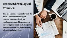 Professional Resume Writers, Chronological Resume, Types Of Resumes, Communication Process, Work System, Staff Meetings, Perfect Resume, Writing Courses, Resume Format