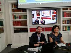 Il workshop prosegue con dott. Angelo Patti dall'Università di Palermo che ci parla di sport e diabete per #feelewos