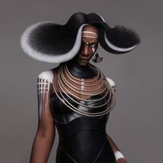 """Aesthetic Sharer on Twitter: """"British Hair Awards 2016 Afro Finalist Collection photo by Luke Nugen https://t.co/bEBd41Ryh4"""""""
