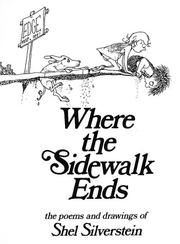 """Where the Sidewalk Ends,"" by Shel Silverstein"
