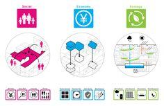 pinkcloud: flip city - designboom | architecture & design magazine