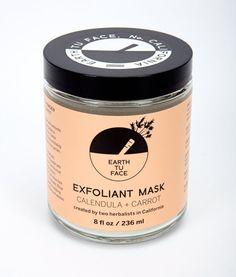 earthtuface - EXFOLIANT POWDER MASK